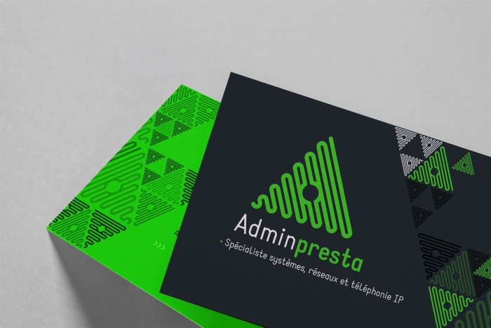 AdminPresta Cartes 3D