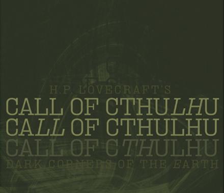 Fishtank – Call of Cthulhu