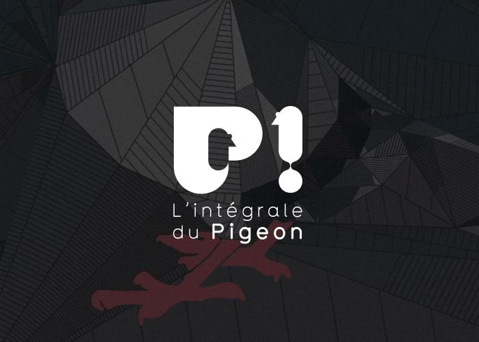 Pigeon logo FACETTES