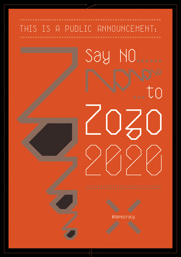 Say no to ZOZO 2020TEMP