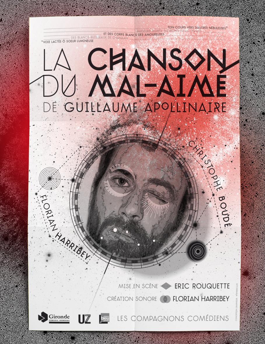 Affiche CHANSON variante1