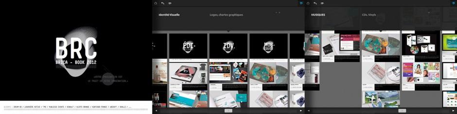 Célèbre Portfolio pdf – BRICA – Designer Graphique & Directeur Artistique ML41