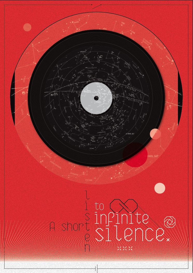 Infinite Silence AFFICHE